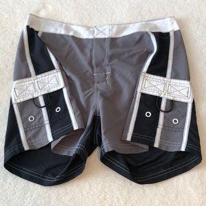 NWOT Beach Coverup Shorts